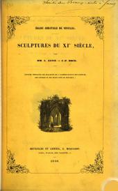 Eglise abbatiale de Nivelles. Sculptures du XIè siècle