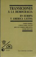 Transiciones a la democracia en Europa y America Latina PDF