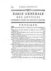 Introduction aux observations sur la physique, sur l'histoire naturelle et sur les arts, avec des planches en taille-douce, dediees a monseigneur le comte d'Artois