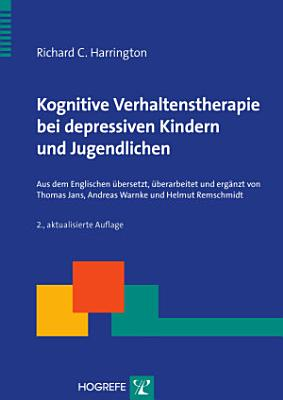 Kognitive Verhaltenstherapie bei depressiven Kindern und Jugendlichen PDF