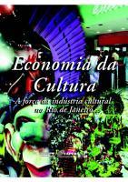 Economia da cultura PDF