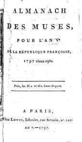 Almanach des muses: Volume34