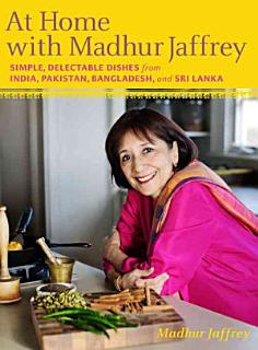 At Home with Madhur Jaffrey Book