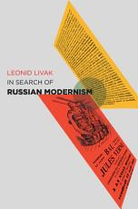 In Search of Russian Modernism PDF