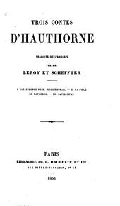 Trois contes d'Hauthorne