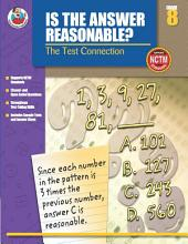 Is the Answer Reasonable?, Grade 8: The Test Connection