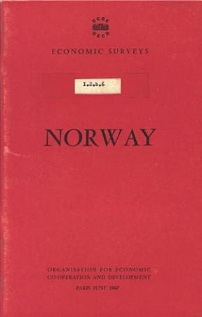 OECD Economic Surveys  Norway 1967 PDF