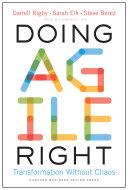 Doing Agile Right