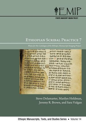 Ethiopian Scribal Practice 7 PDF