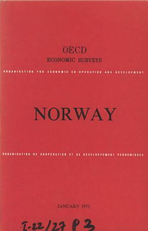 OECD Economic Surveys  Norway 1973 PDF