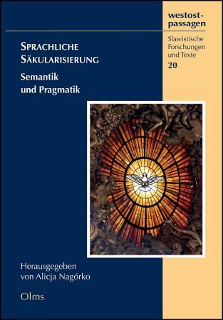 Sprachliche S  kularisierung PDF