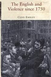 The English and Violence Since 1750 PDF