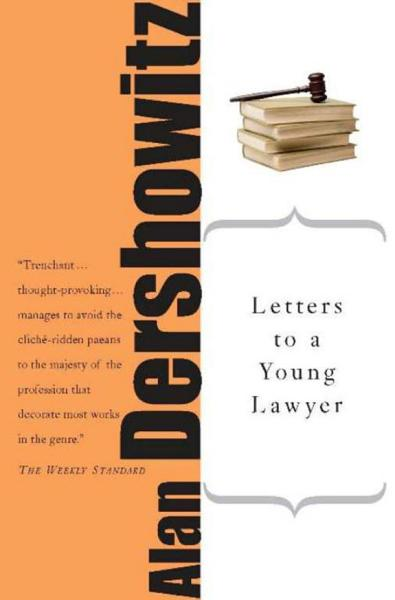 Download Letters to a Young Lawyer Book
