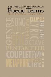 The Princeton Handbook of Poetic Terms PDF