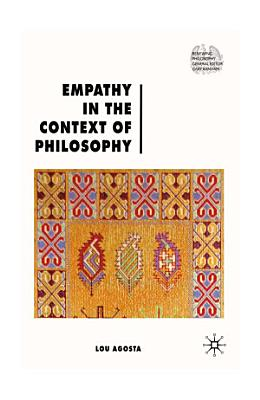 Empathy in the Context of Philosophy PDF