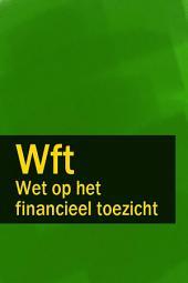 Wet op het financieel toezicht - Wft