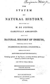 The System of Natural History: Volume 2