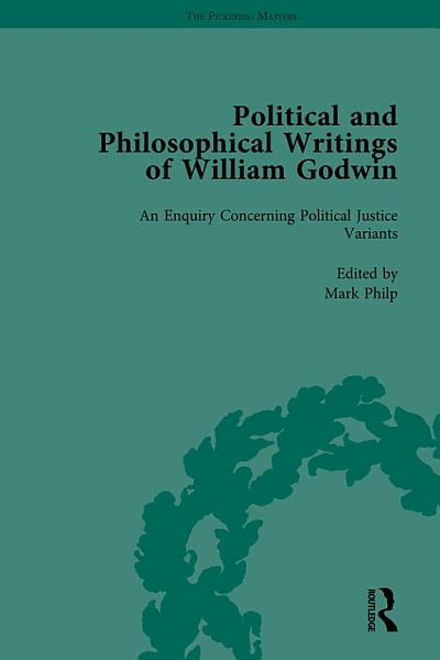 Download The Political and Philosophical Writings of William Godwin vol 4 Book