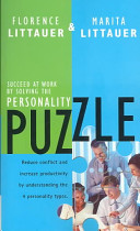 Personality Puzzle Book