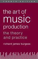 The Art of Music Production PDF