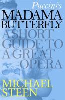 Puccini   s Madama Butterfly PDF