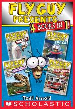 Fly Guy Presents: Sharks, Space, Dinosaurs, and Firefighters (Scholastic Reader, Level 2)