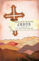 NIV  Encountering Jesus Bible  eBook PDF