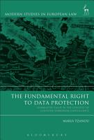 The Fundamental Right to Data Protection PDF