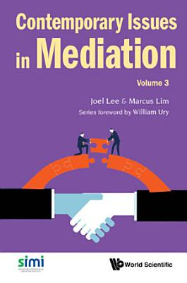 Contemporary Issues in Mediation PDF