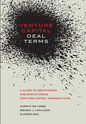 Venture capital deal terms
