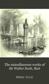 The Miscellaneous Works of Sir Walter Scott, Bart: Life of Napoleon