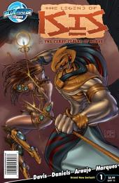Legend of Isis: Flight of Horus #1