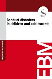 Conduct disorders in children and adolescents