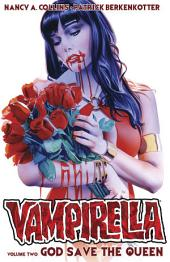 Vampirella Vol 2: God Save The Queen