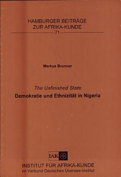 The unfinished state PDF
