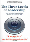 The Three Levels of Leadership