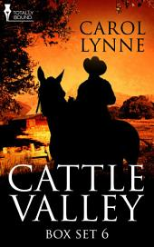 Cattle Valley Box Set 6: Volume 6
