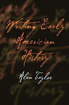 Writing Early American History PDF