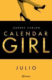 Calendar Girl. Julio