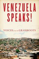 Venezuela Speaks  PDF