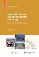 Molecular  Clinical and Environmental Toxicology PDF