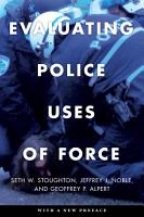 Evaluating Police Uses of Force PDF