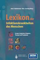 Lexikon der Infektionskrankheiten des Menschen PDF