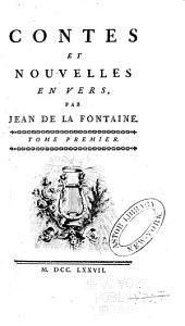 Contes et nouvelles en vers: Volume1
