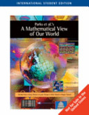 Intl Stdt Ed a Mathematical View of Our World PDF