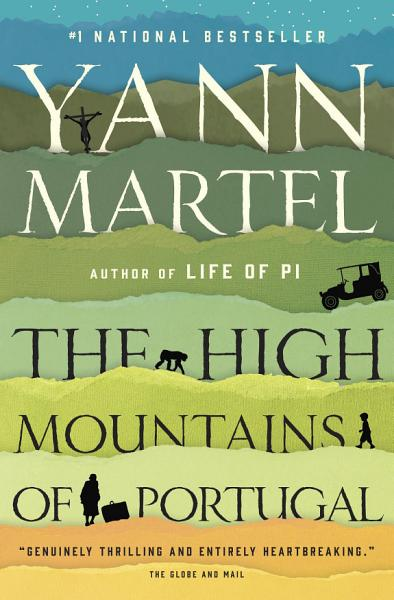 Download The High Mountains of Portugal Book
