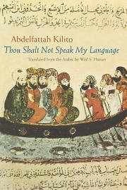 Thou Shalt Not Speak My Language PDF