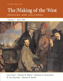 Sources of The Making of the West  Volume II  Since 1500 Book