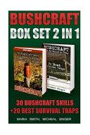 Bushcraft Box Set 2 in 1