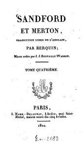 Sandford Et Merton: Volume4